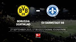 Darmstadt up next for Dortmund