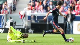 Lewandowski following In Gerd Müller's footsteps