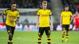 Top spot the priority for Dortmund in Qabala