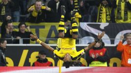Aubameyang chasing goals and records at Dortmund