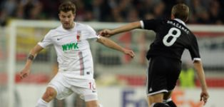 Augsburg still searching for European joy in Alkmaar