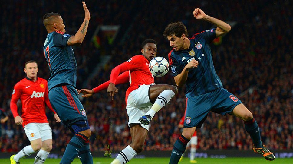 Fc Bayern Manchester United
