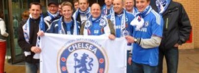 German Blues vereinen deutsche Chelsea-Fans
