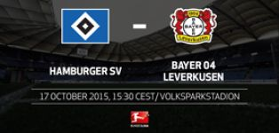 Inconsistent Hamburg play host to Leverkusen