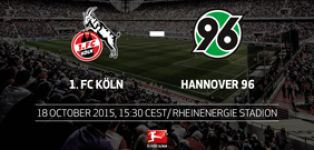 Hannover aiming to continue revival in Cologne