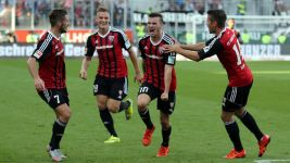 Ingolstadt downed Eintracht Frankfurt to celebrate first home victory
