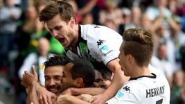 Schubert's Gladbach too good for Wolfsburg