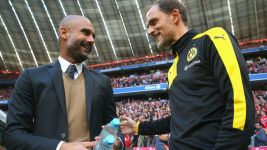 Guardiola vs Tuchel: salt and pepper