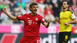 Müller: 'This team has an unbelievable mentality'