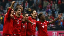 Bayern staying humble as record tumble