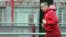 Ribery on the mend; Benatia boost