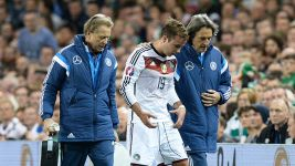 Bayern suffer Götze injury blow