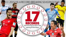Infographic: The record-breaking 2015/16 season