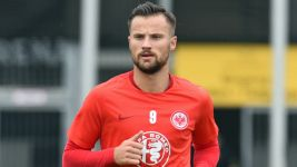 Frankfurt's Seferovic close to first-team return