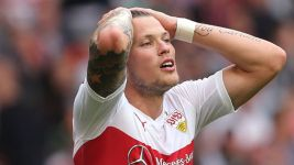 Stuttgart's Ginczek out until 2016
