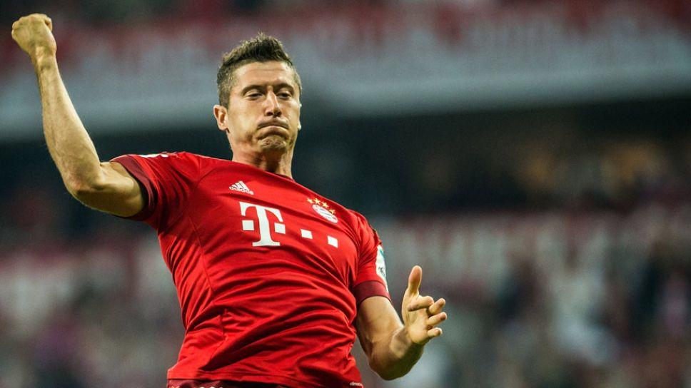Bundesliga | FC Bayern München | Robert Lewandowski ...