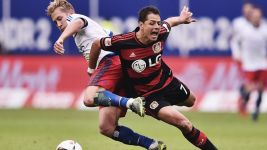 'Chicharito': 'Everything about the Bundesliga is good'