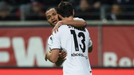 In-form Gladbach out to break European duck in Turin