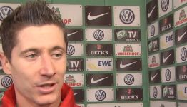 Lewandowski: 'We're only interested in winning'