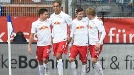 Leipzig knock Bochum off their perch with precious away win