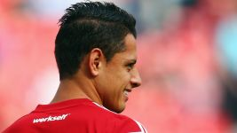 Meet…Javier 'Chicharito' Hernandez