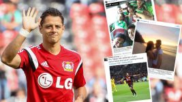 'Chicharito' on social media
