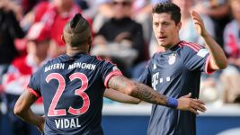 Bayern stars on FIFA Ballon d'Or shortlist