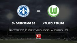 Travel-sick Wolfsburg seek remedy in Darmstadt
