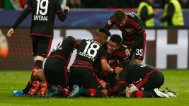 Leverkusen out to defend second place in Rome