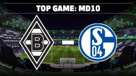 Gladbach vs Schalke infographic: how the clubs compare