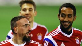 Ribery and Benatia step up recovery; Robben fit for Köln