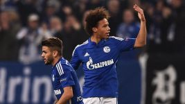 Sane strike saves Schalke against Sparta