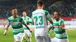 Fürth edge past struggling 1860